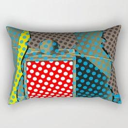 Pop Morandi Rectangular Pillow
