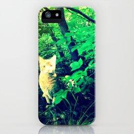 Sherkan iPhone Case