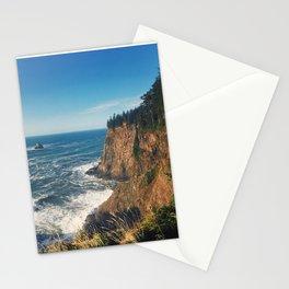 The Sunny Oregon Coast Stationery Cards