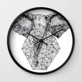 Stability Wall Clock