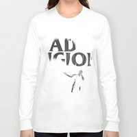 religion Long Sleeve T-shirts featuring bad Religion by David BASSO