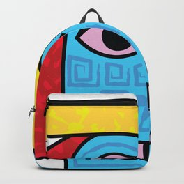 Uncle Sneaky Nose Backpack