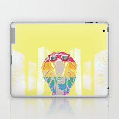 Cobra don't care Laptop & iPad Skin