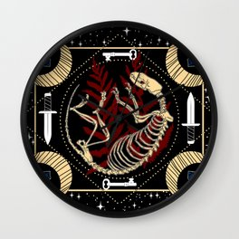 Truth Seeker Wall Clock