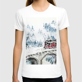 Winter Travel T-shirt