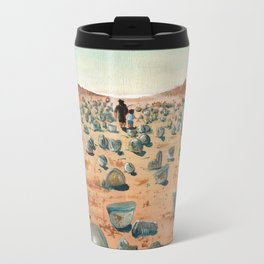 The Battlefield. Travel Mug