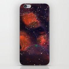 Le Cosmos iPhone & iPod Skin