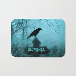 Nevermore Bath Mat