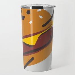 Slider Burger Travel Mug