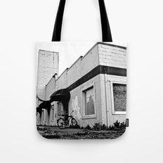 Lakewood building Tote Bag