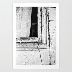 Climb Art Print