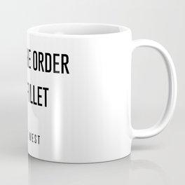 Fish fillet Coffee Mug