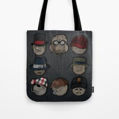 You like hats? I'm mad about hats! Tote Bag