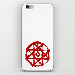 Full Metal Alchemist Alphonse iPhone Skin