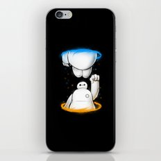 Fistbumps Forever iPhone & iPod Skin