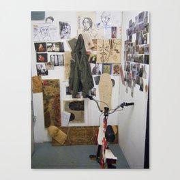 The studio print Canvas Print