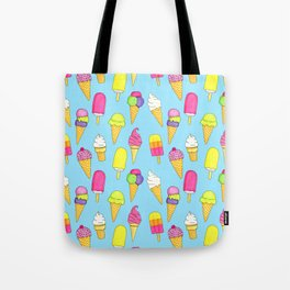 Ice cream pattern (Sweet #6) Tote Bag