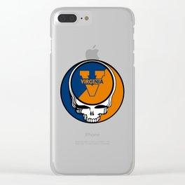 The Dead Visit the Wahoos! Clear iPhone Case