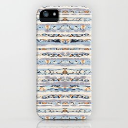 Boho Stripes iPhone Case