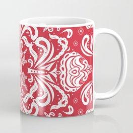 Scarlet Bandana Coffee Mug