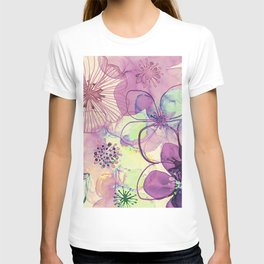 FLORAL PATTERN30 T-shirt