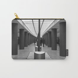 Tube Station Brandenburg Gate in Berlin Carry-All Pouch
