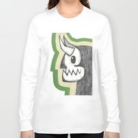 hero Long Sleeve T-shirts featuring HERo by Elvis Vazquez