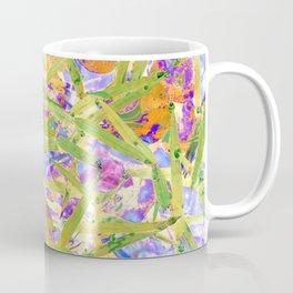 grass floral expression Coffee Mug