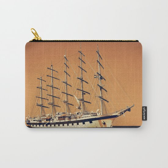 Old Ship Carry-All Pouch