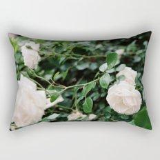 film + flowers + brooklyn Rectangular Pillow