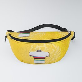 VINTAGE CYCLING JERSEY STRIPES Fanny Pack