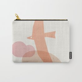 Abstraction_BIRD Carry-All Pouch