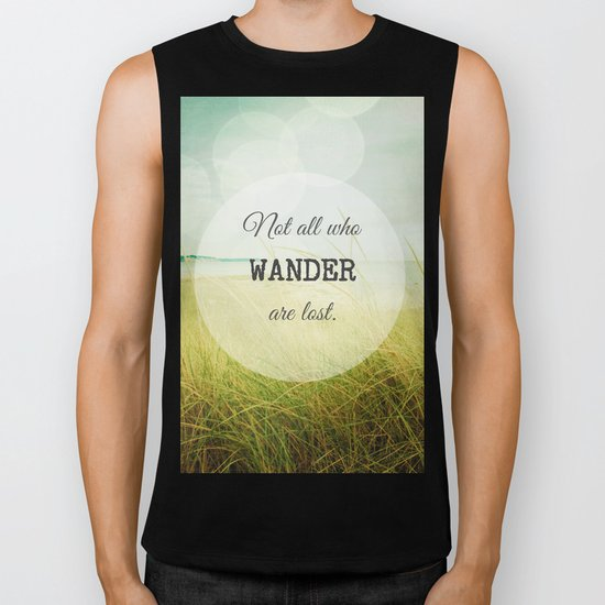 Wander Biker Tank