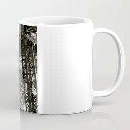 Eiffel Guts Coffee Mug