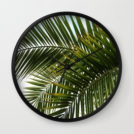 Carribean Wall Clock