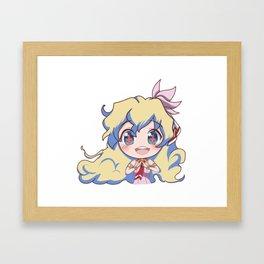 Nia Framed Art Print