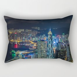 HONG KONG 27 Rectangular Pillow