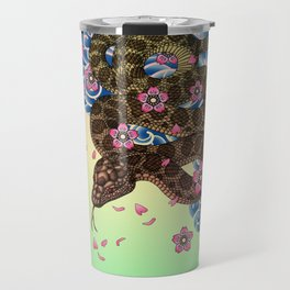 tattoo snake  Travel Mug