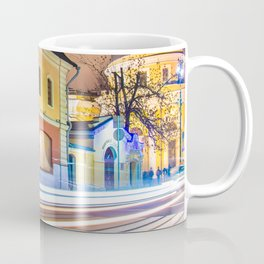 Evening in Moscow Coffee Mug