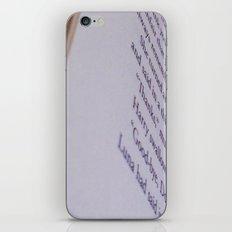 The Dead Elf iPhone & iPod Skin