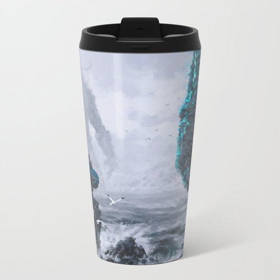 Duel Metal Travel Mug