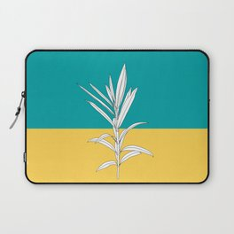 GRAPHIC LEAVES Laptop Sleeve