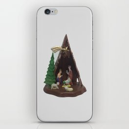 Away in a Manger iPhone Skin