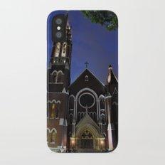 Cathedral Santuario de Guadalupe Slim Case iPhone X