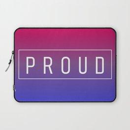 Bisexual Flag v2 - Pride Laptop Sleeve