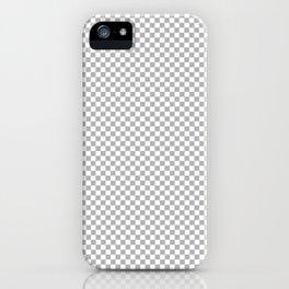 Photoshop Checkerboard iPhone Case