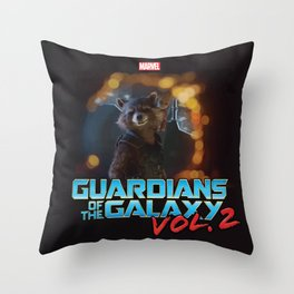 Guardians Of The Galaxy 2 Throw Pillow