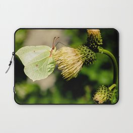 Butterfly or leaf Laptop Sleeve