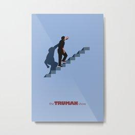 Truman Show Metal Print