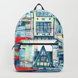 London, Temple Backpack